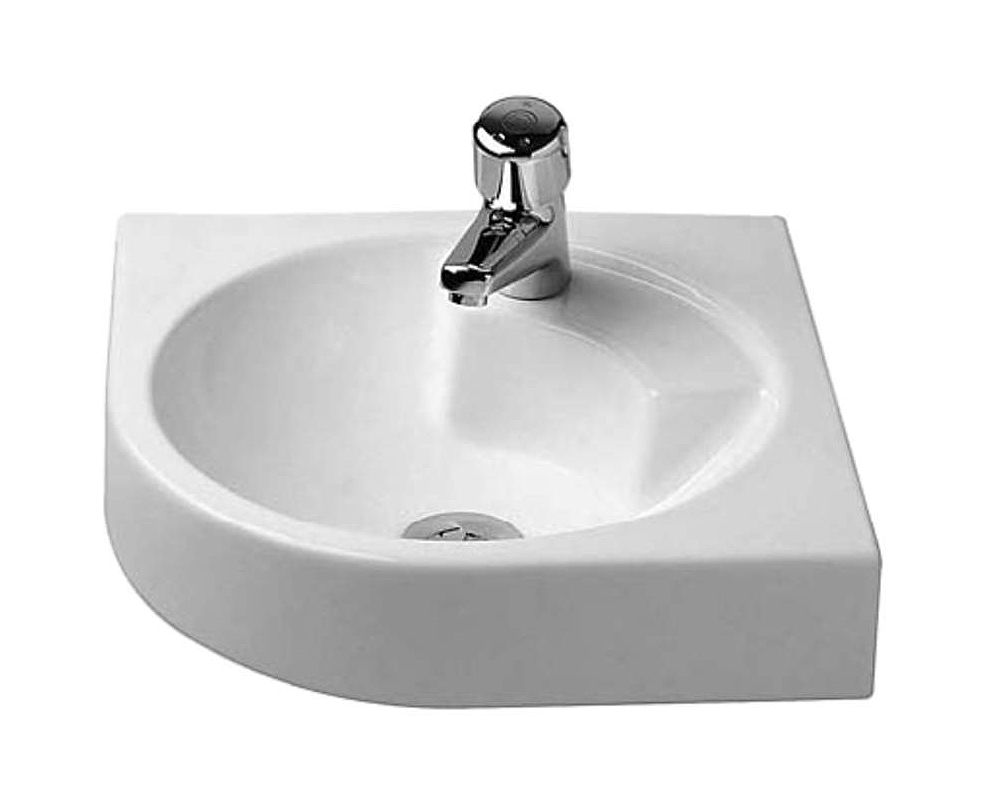 Duravit Bathroom Sink Faucetcom 0448450000 In White By Duravit