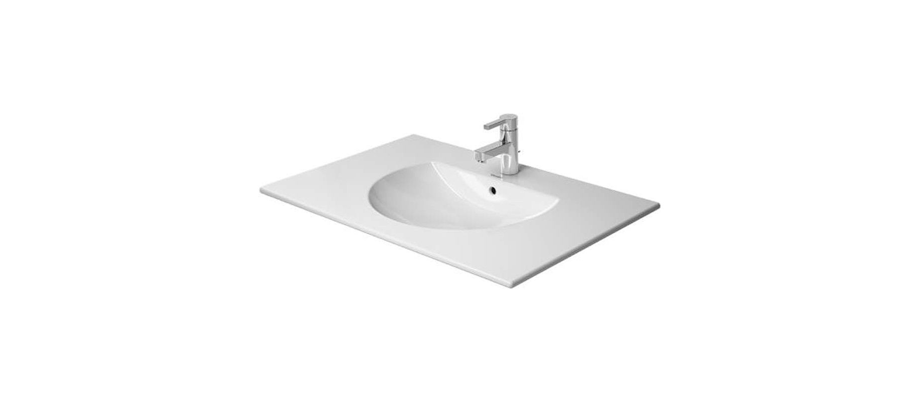 Duravit Bathroom Sink Faucetcom 0499830000 In White By Duravit