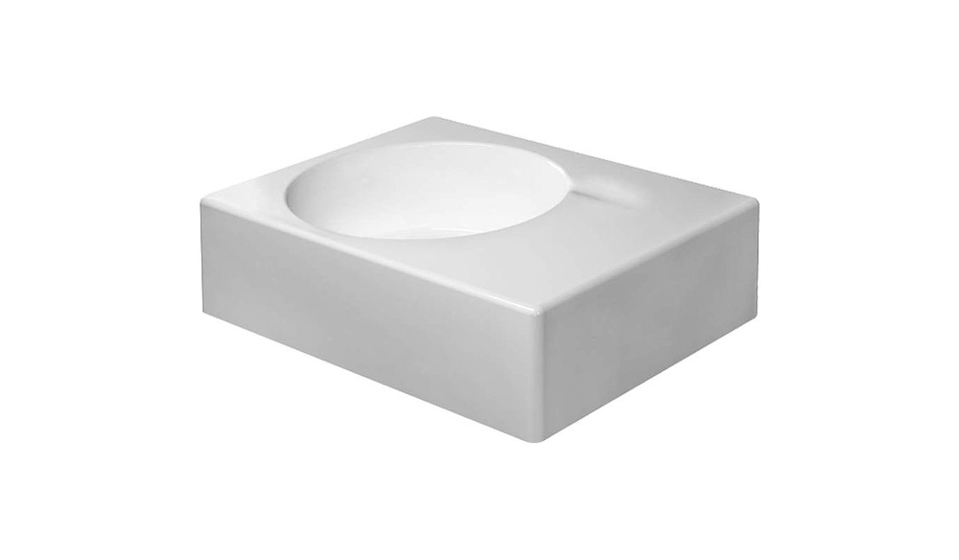 Duravit Bathroom Sink Faucetcom 0684600000 In White By Duravit