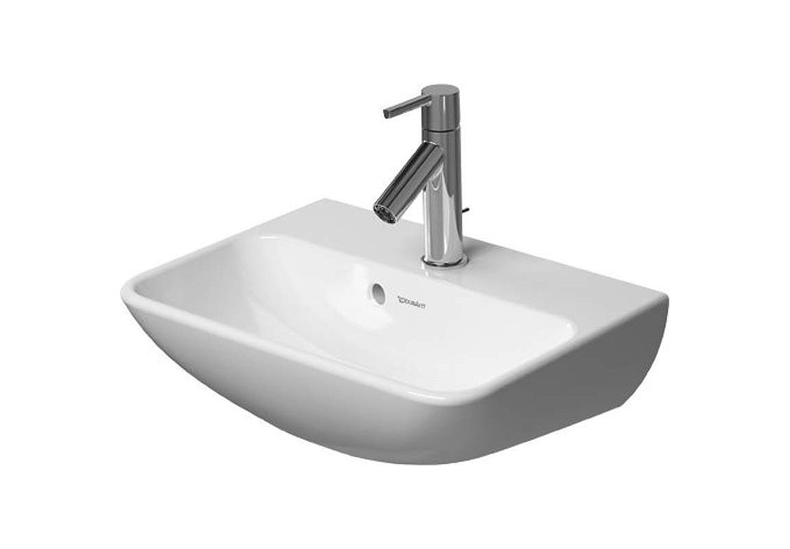 Duravit Bathroom Sink Faucetcom 0719450000 In White By Duravit
