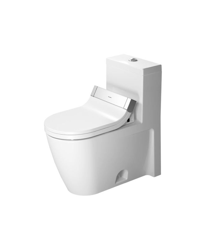 2 In One Toilet Seat. Click to view larger image Faucet com  2133510005 in White by Duravit