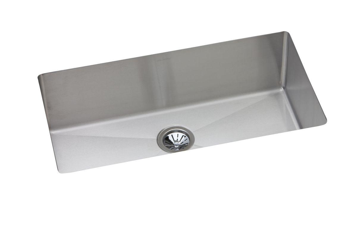 faucet com efru311610 in stainless steel by elkay