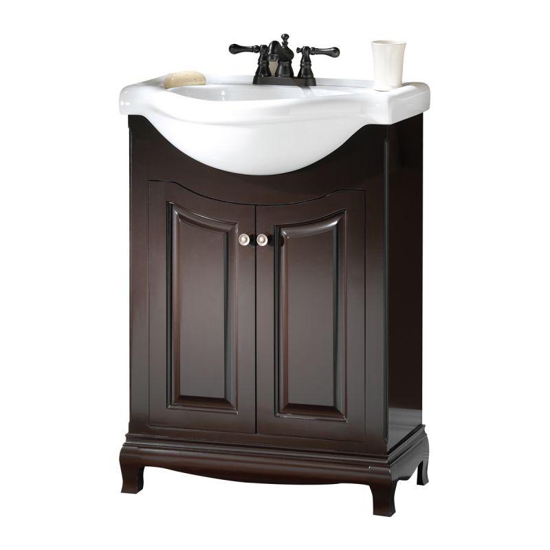 Bathroom Vanity Espresso faucet | paea2534 in espressoforemost