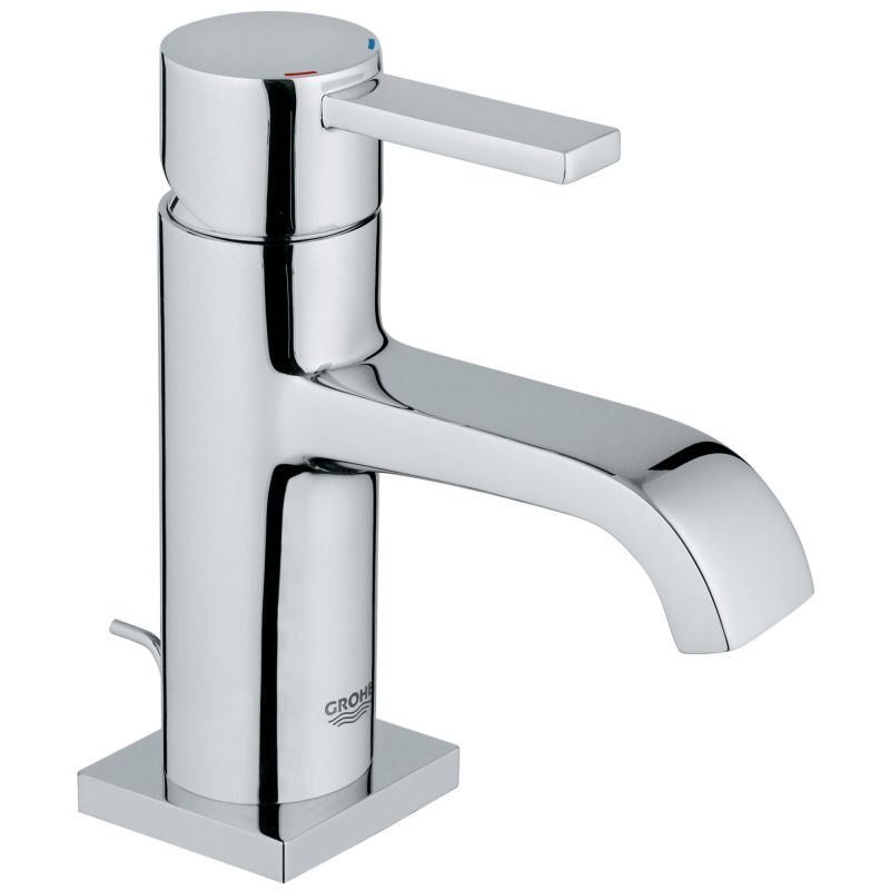 Faucet.com   2307700A in Starlight Chrome by Grohe