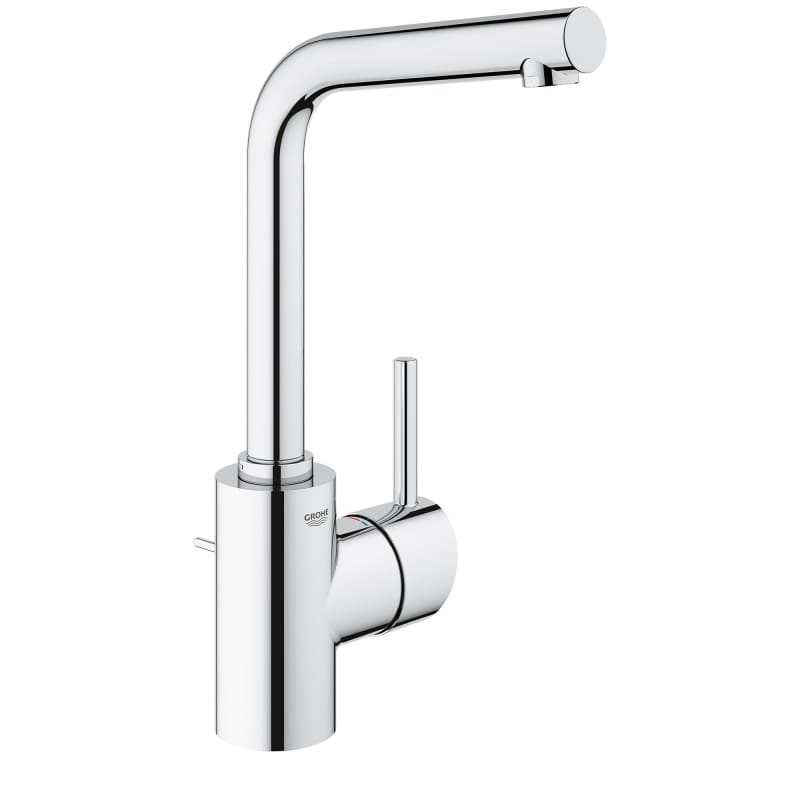 Bathroom Faucets Grohe faucet   23737001 in starlight chromegrohe