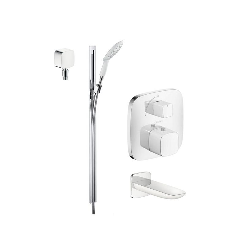 Faucetcom in Chrome by Hansgrohe