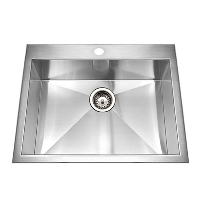 Faucet.com | BCS-2522 in Stainless Steel by Houzer