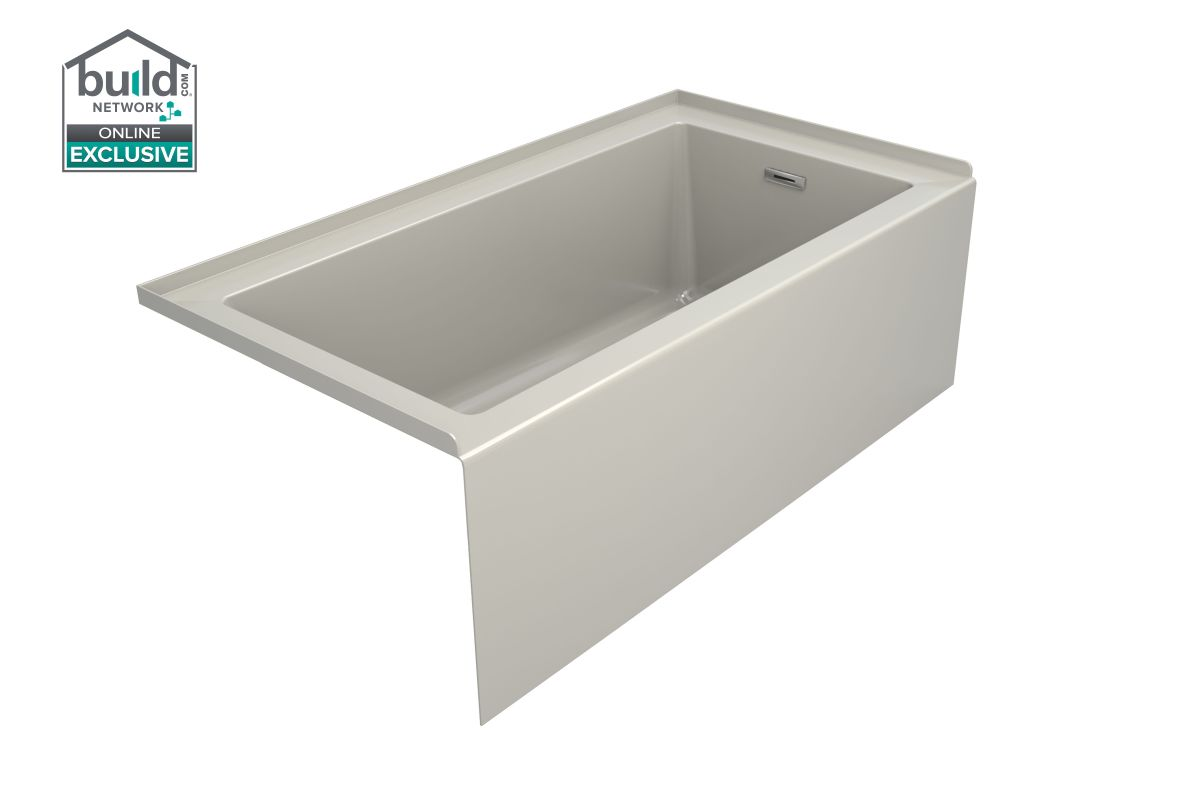 acrylic soaking tub 60 x 30. click to view larger image acrylic soaking tub 60 x 30 r