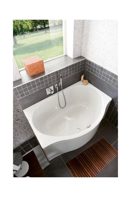 150 1 in white by kaldewei. Black Bedroom Furniture Sets. Home Design Ideas