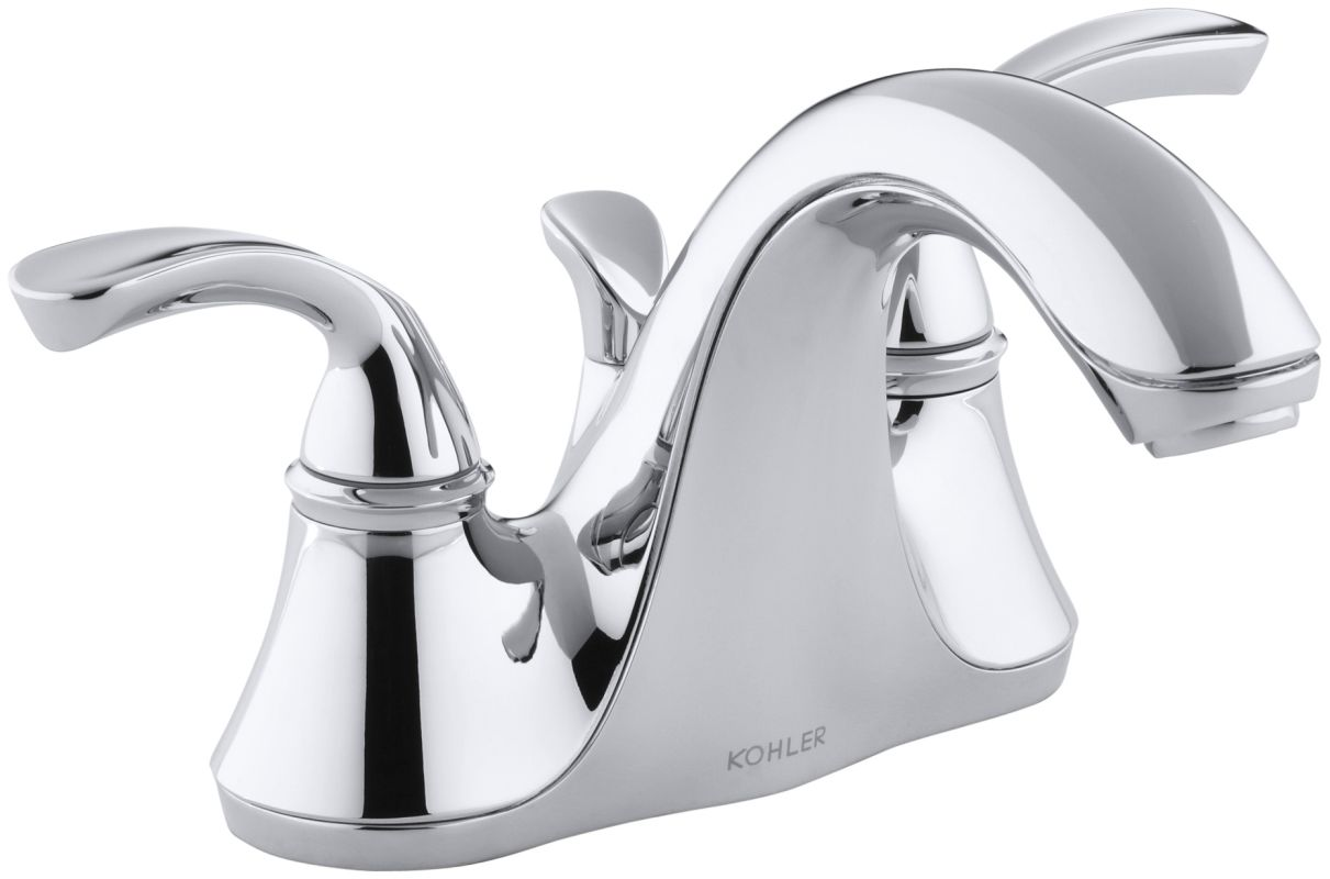 Faucetcom K102704CP in Polished Chrome by Kohler