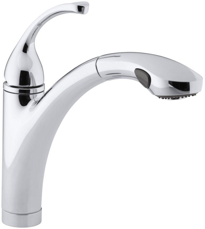 Faucet.com | K-10433-VS in Vibrant Stainless by Kohler