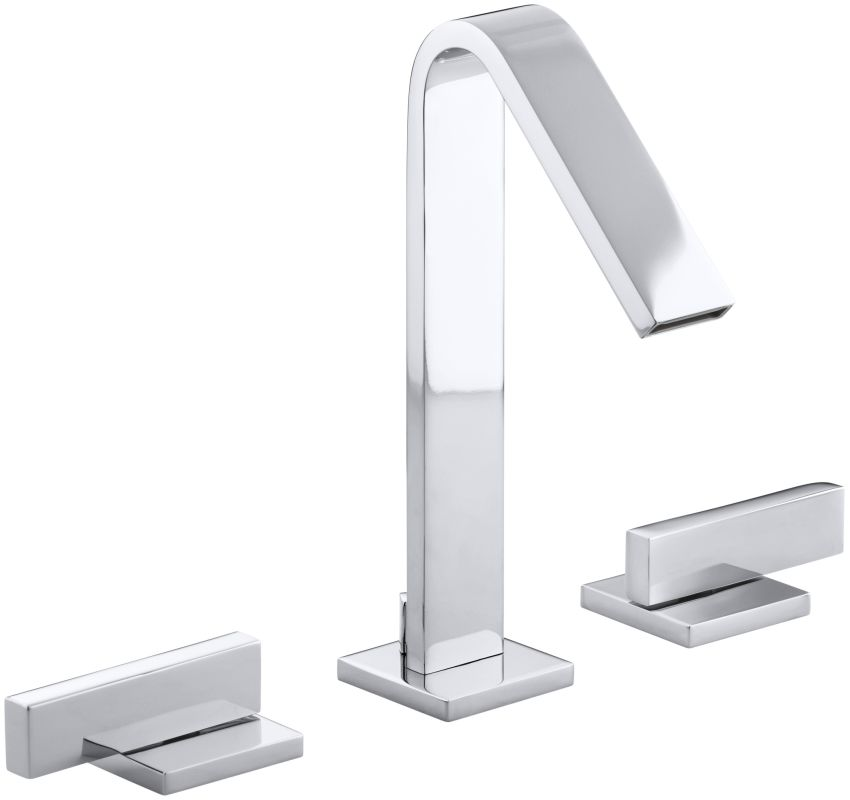 Faucetcom K146614CP in Polished Chrome by Kohler