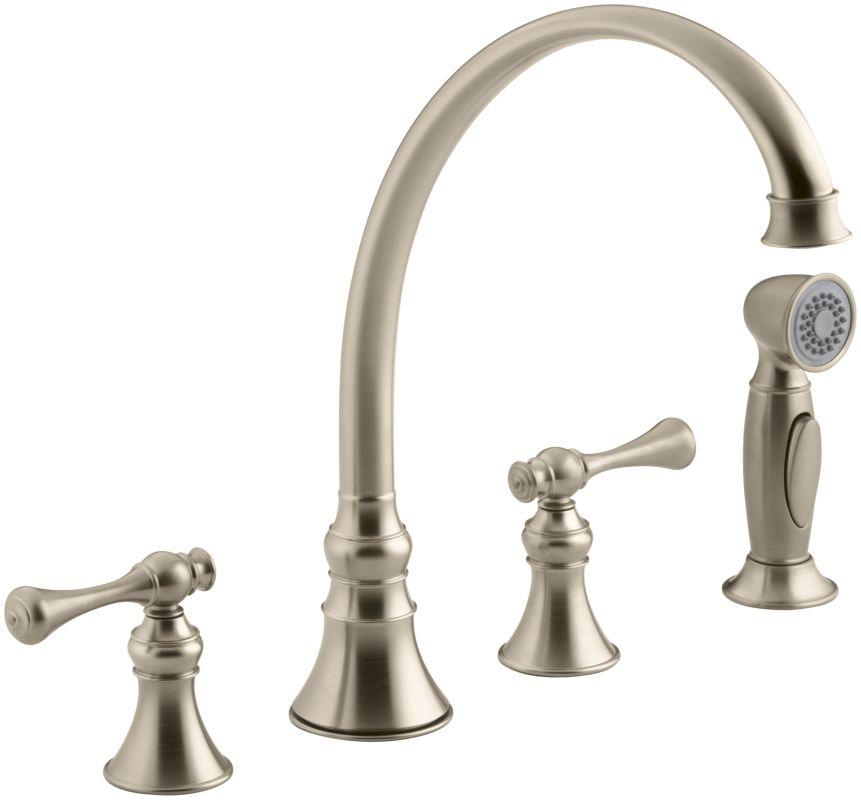 Kohler Kitchen Faucets Bronze