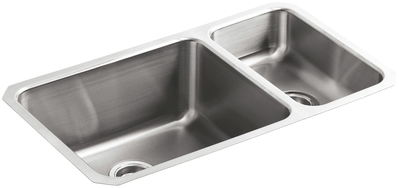Kohler Stainless Steel Kitchen Sinks faucet | k-3174-na in stainless steelkohler