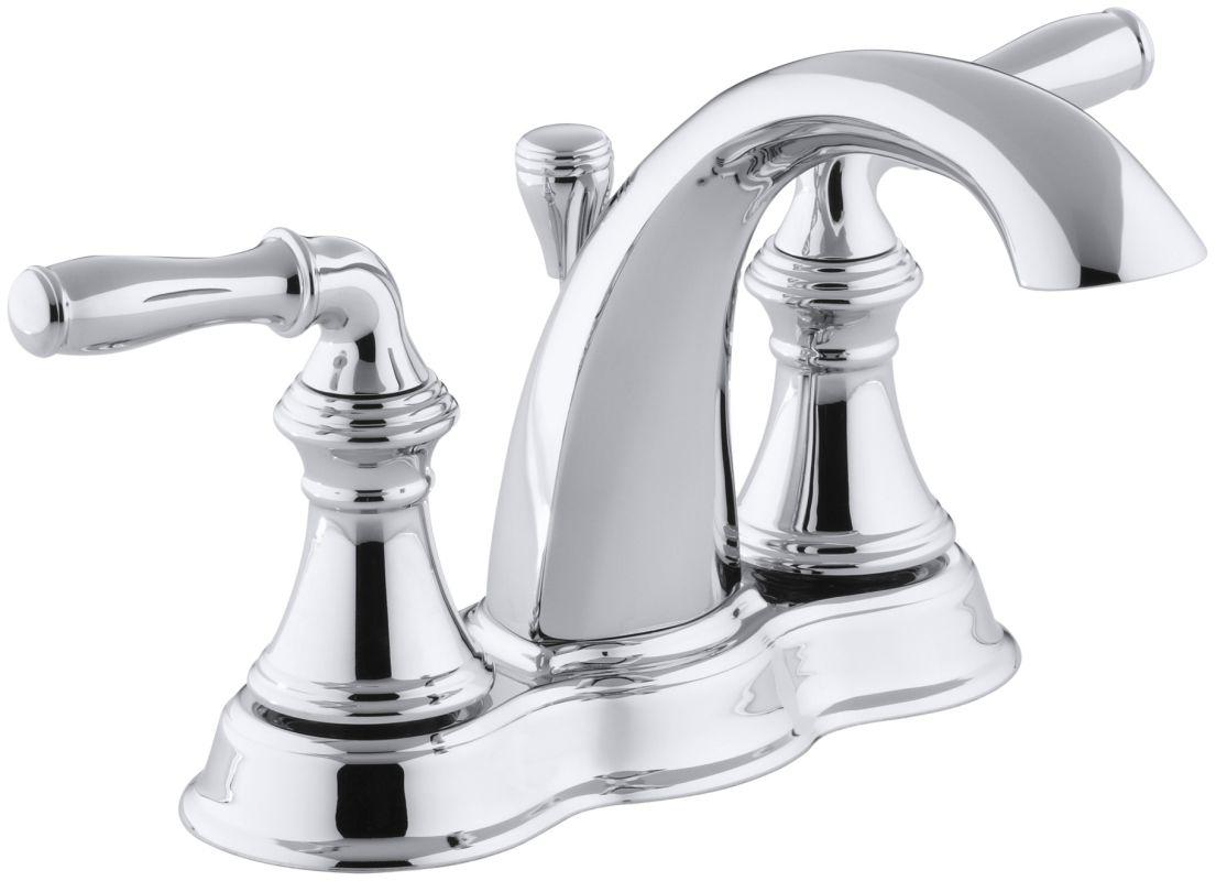 . Faucet com   K 393 N4 CP in Polished Chrome by Kohler