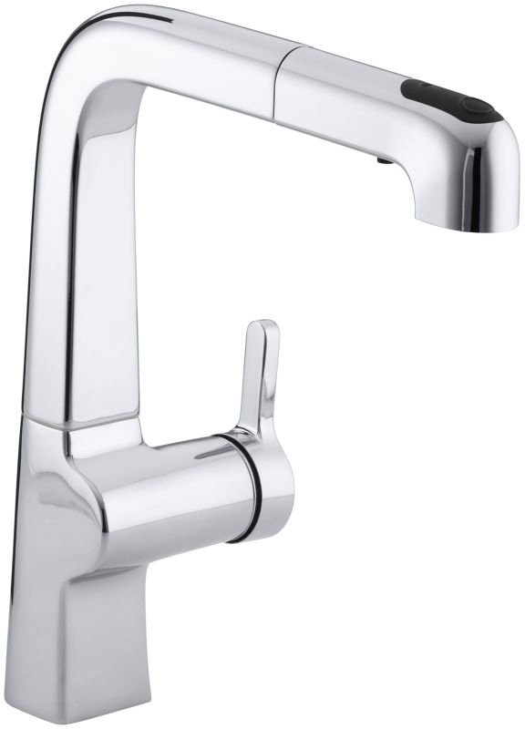 Kohler Kitchen Faucets Pull Out Spray faucet | k-6331-cp in polished chromekohler