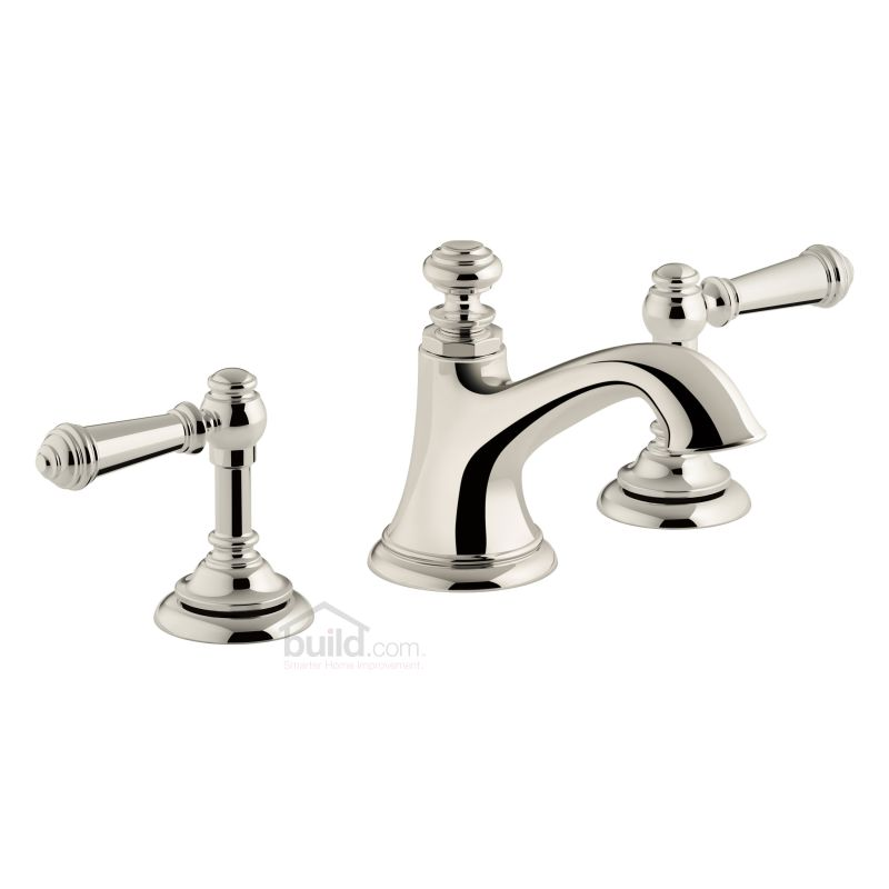 Faucet.com | K-72759-4-SN in Vibrant Polished Nickel by Kohler
