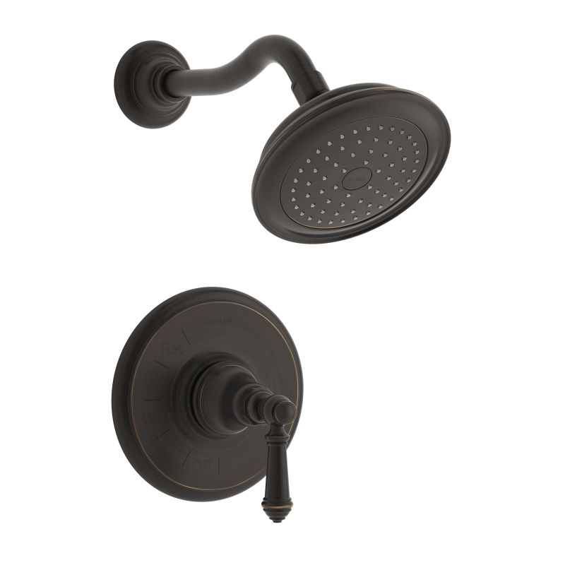 Faucet.com | K T72767 4 SHOWER 2BZ In Oil Rubbed Bronze (2BZ) By Kohler