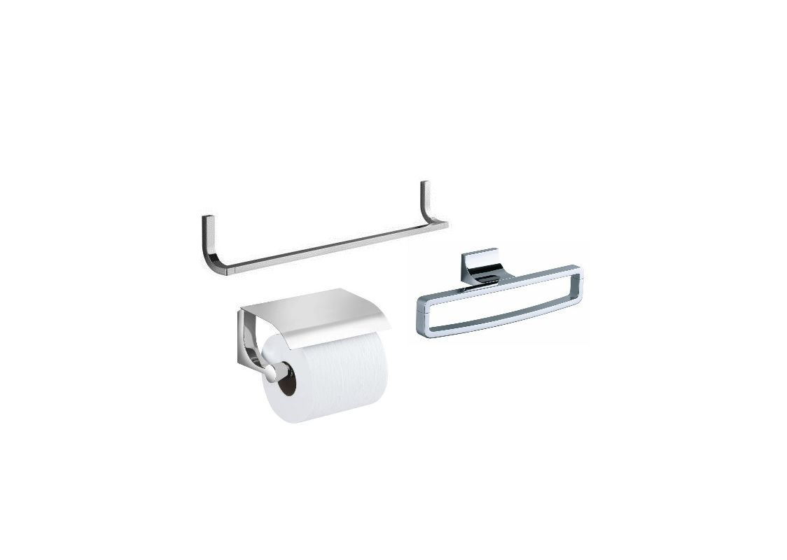 Faucet Com Loure Good Accessory Pack Bn In Brushed Nickel By
