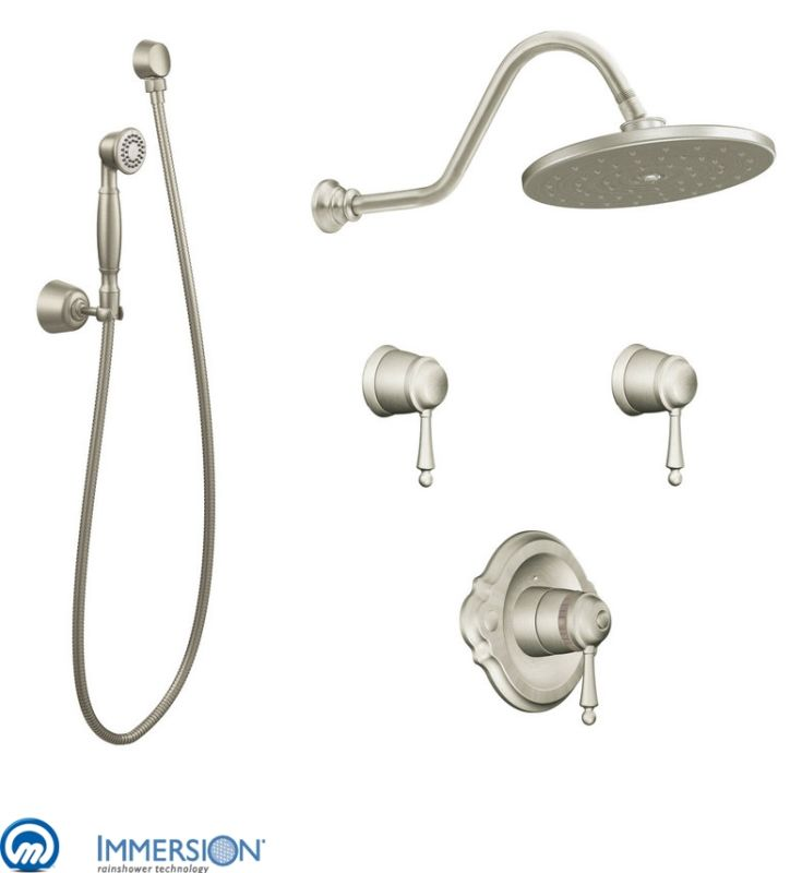 Faucet.com | 1070BN in Brushed Nickel by Moen