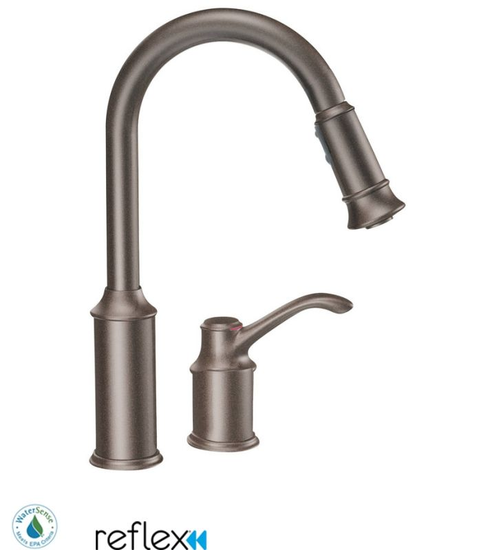 Moen Kitchen Pullout Faucets faucet | 7590csl in classic stainlessmoen