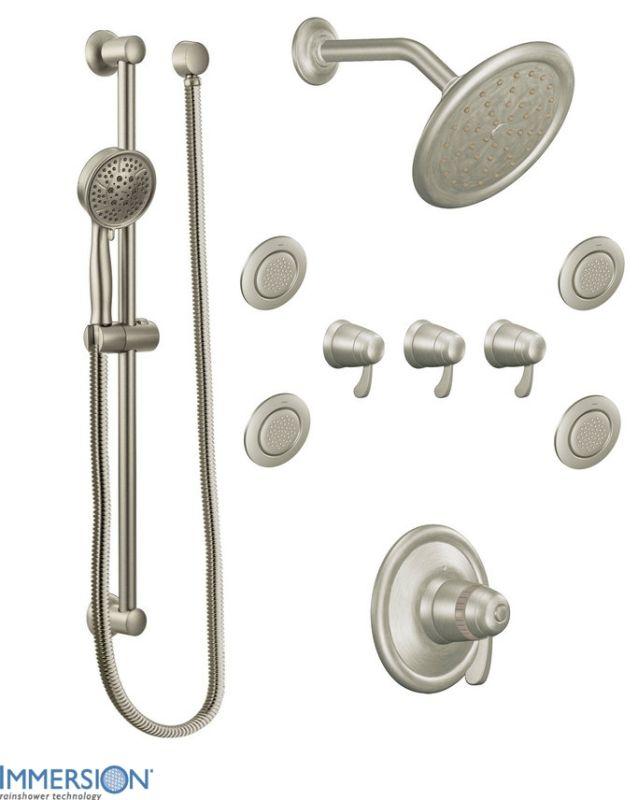 Faucet.com | 776BN in Brushed Nickel by Moen