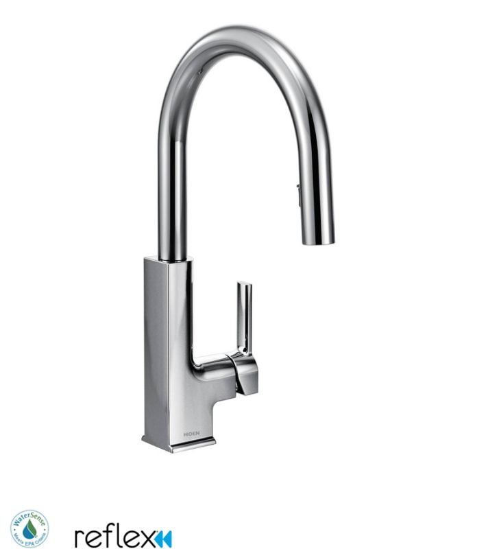 Faucet.com | S72308SRS in Spot Resist Stainless by Moen