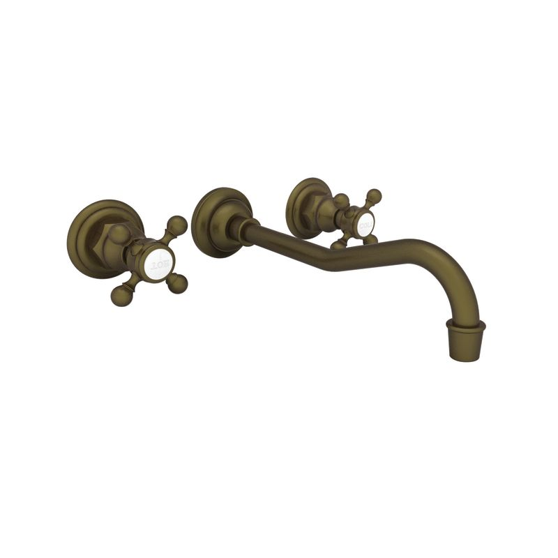 Faucet.com | 3-944/06 in Antique Brass by Newport Brass