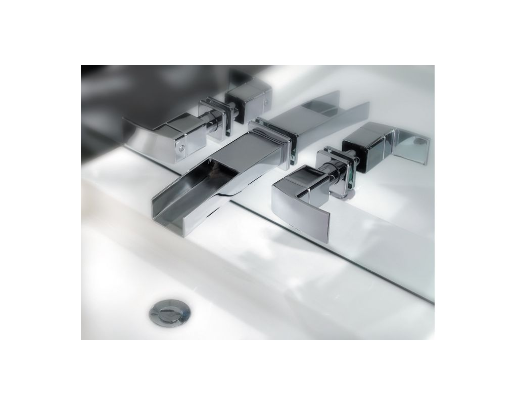 lg49 df1b black kenzo wall mounted bathroom faucet less valve