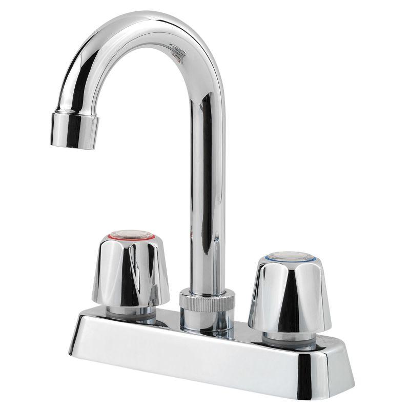 Repairing a delta kitchen faucet 2 handles