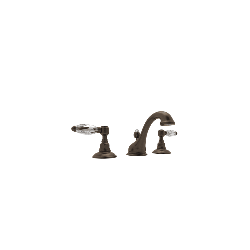 Faucet.com | A1408LCSTN-2 in Satin Nickel by Rohl