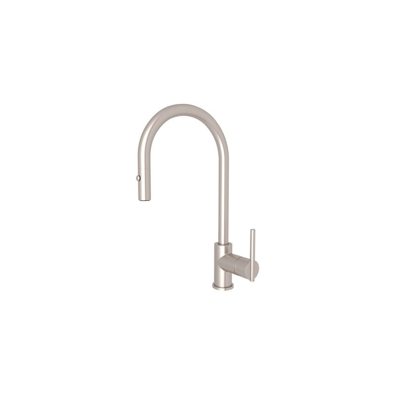 Faucetcom CY57LSTN2 in Satin Nickel by Rohl