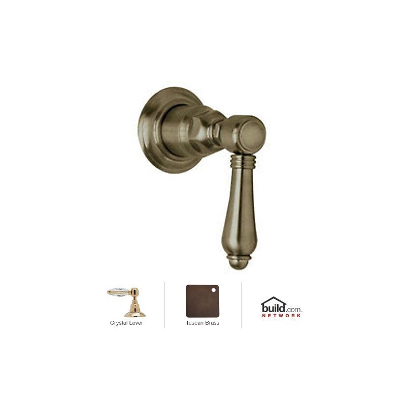 Faucet.com | A4912LCTCBTO in Tuscan Brass by Rohl