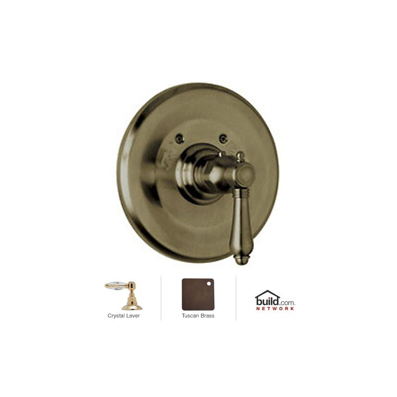 Faucet.com | A4914LCIB in Inca Brass by Rohl