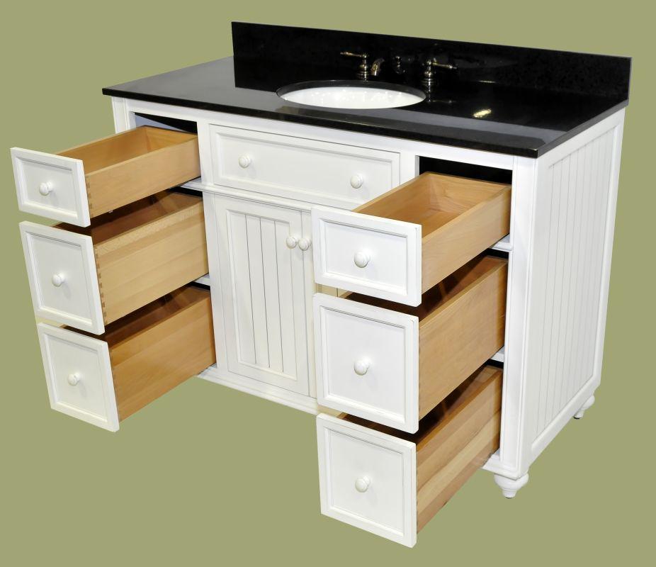 Cr4821dn in designer white by sagehill designs for Sagehill designs bathroom vanity