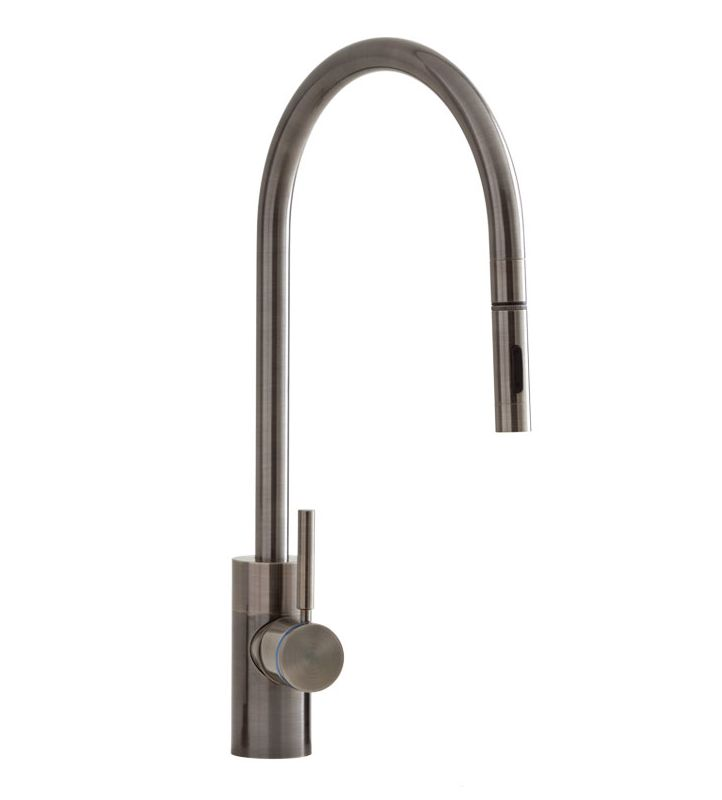delightful Pewter Kitchen Faucets #6: Faucet.com