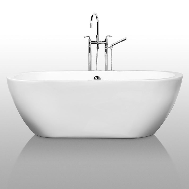 end drain freestanding tub. Wyndham Collection WC BT1002 68 Free Standing Tubs