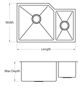 Kitchen Sinks And Kitchen Sink Fixtures At Faucet Com Page 2