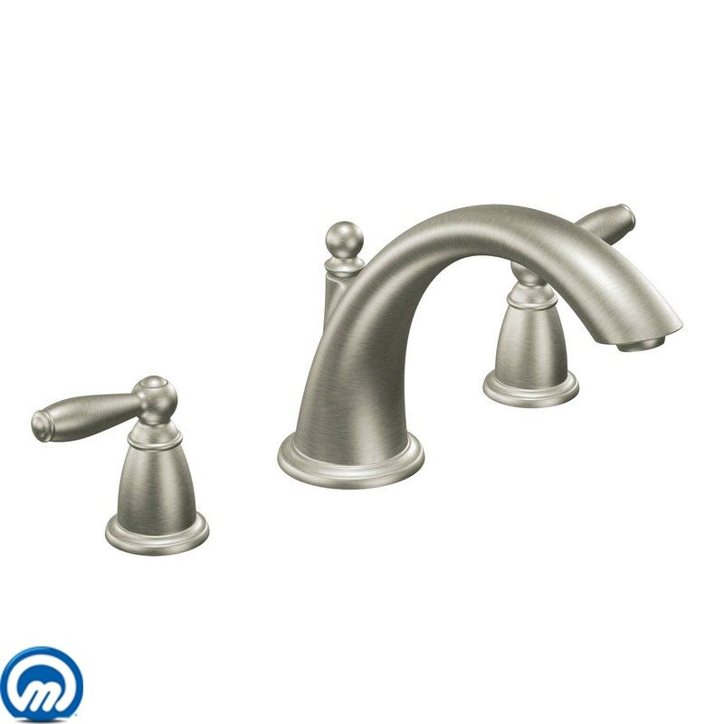 widespread tub fillers - Moen Bathroom Faucets