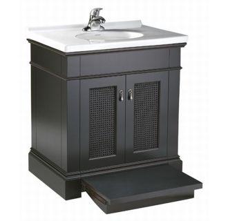 American standard dark chocolate portsmouth - American standard bathroom cabinets ...