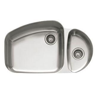 Franke Vnx160 Stainless Steel Vision 33 1 4 Quot X 20 7 8