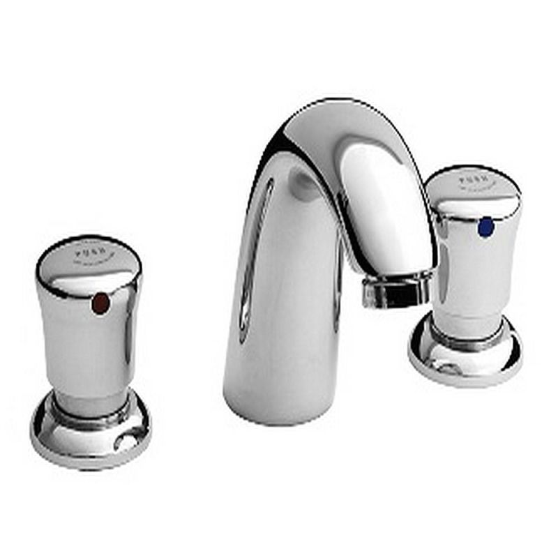 American Standard 1340 825 002 Polished Chrome Double