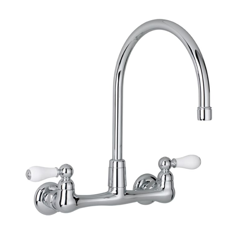 American Standard Wall Mounted Kitchen Faucet Flow Rate