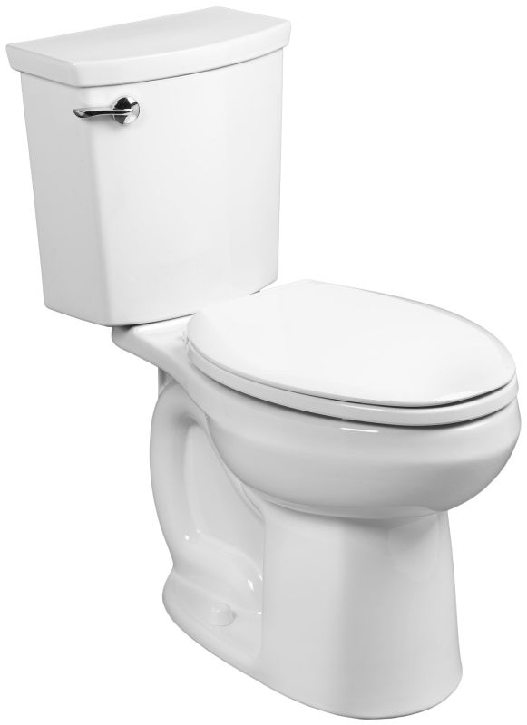 American Standard 288ca 114 020 White H2optimum Elongated