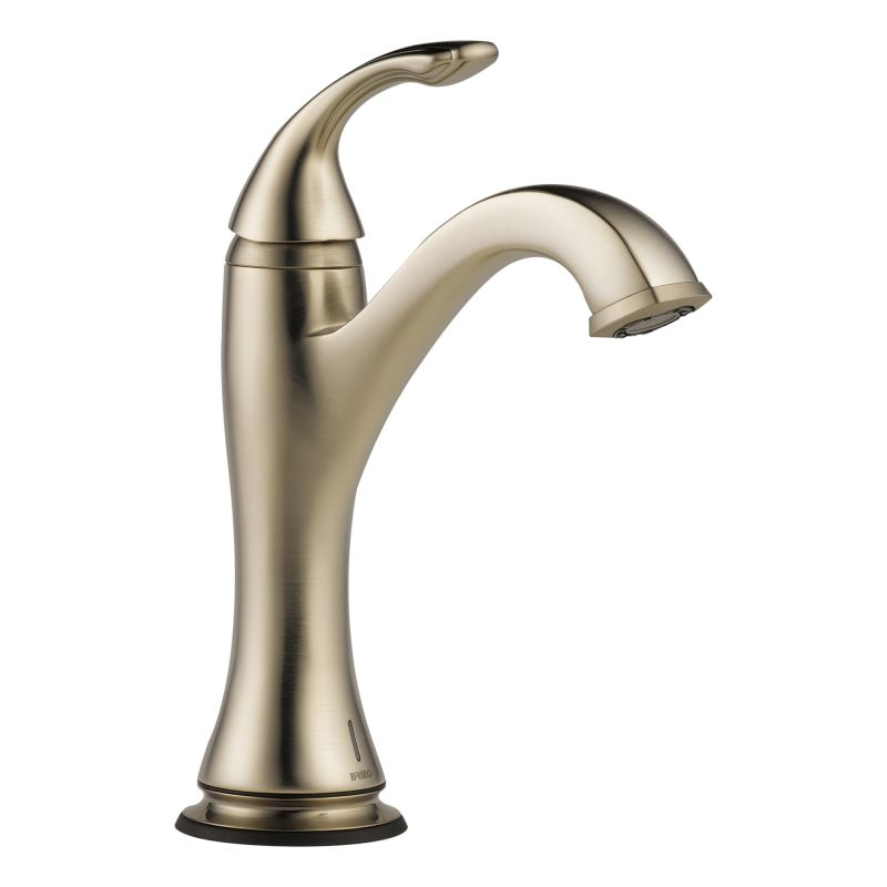 Brizo 65985lf bn eco brilliance brushed nickel charlotte for Eco friendly faucets