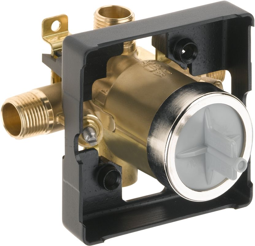 Delta R10000 Unwshf N A Universal Mixing Rough In Valve