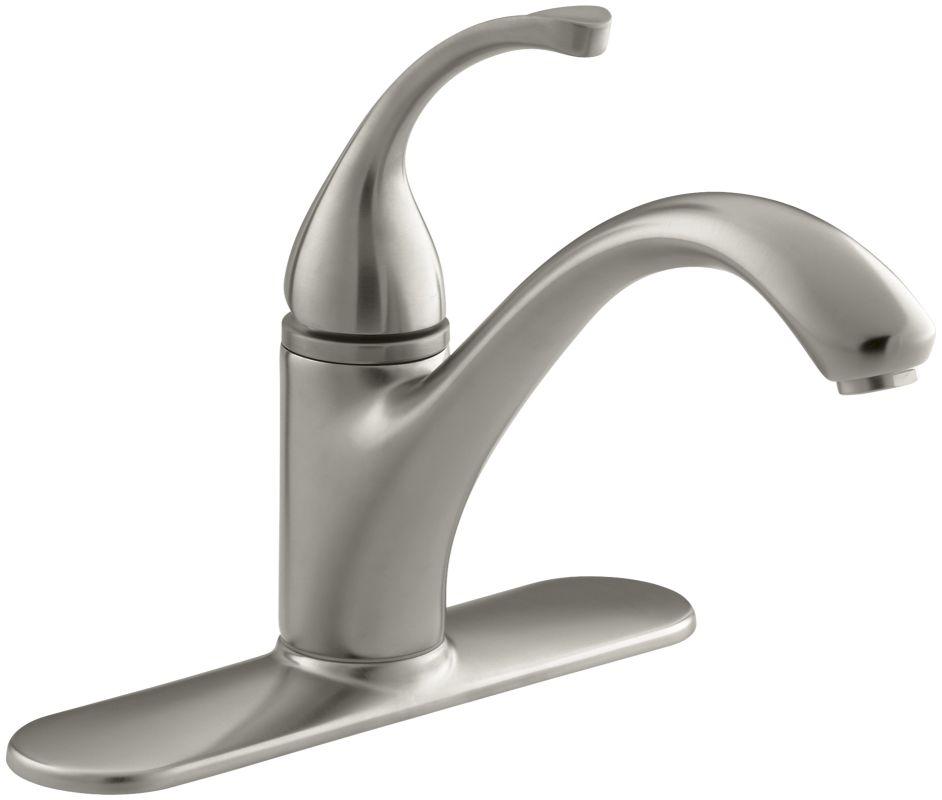 Kitchen Faucet Swivels At Base