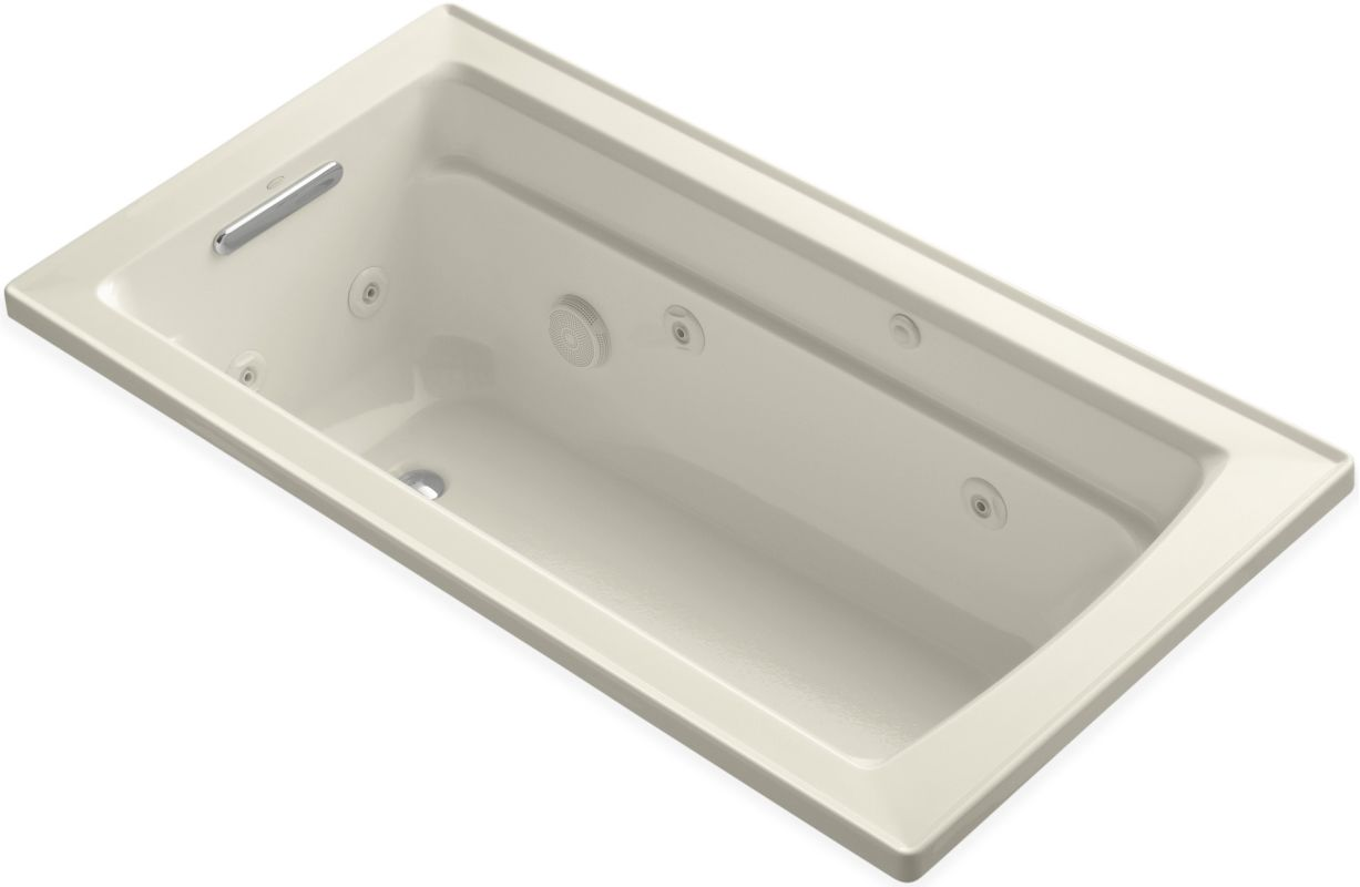 Kohler K 1122 47 Almond Archer Collection 60 Quot Drop In