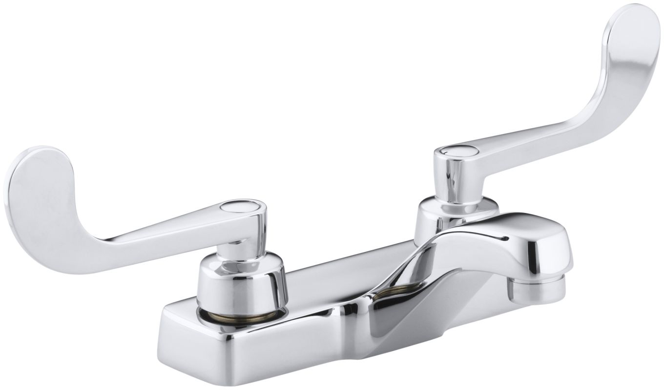 Kohler K 7404 5a Cp Polished Chrome Triton Centerset