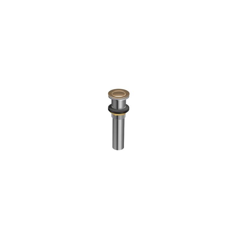 Moen 140780az antique bronze lavatory drain assembly - Moen antique bronze bathroom faucets ...